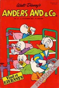Anders And & Co. 1967 47