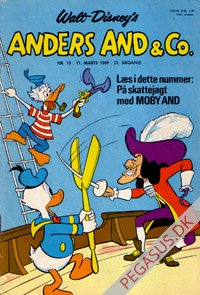 Anders And & Co. 1969 10