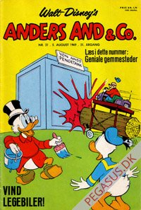Anders And & Co. 1969 31