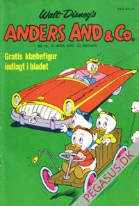 Anders And & Co. 1970 16