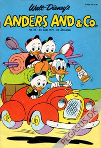 Anders And & Co. 1971 25