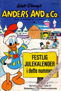 Anders And & Co. 1971 47