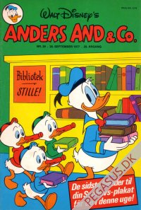 Anders And & Co. 1977 39