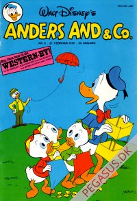 Anders And & Co. 1978 9