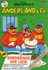Anders And & Co. 1979 34