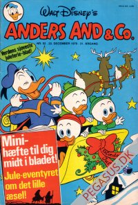 Anders And & Co. 1979 52
