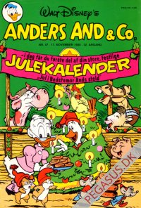 Anders And & Co. 1980 47