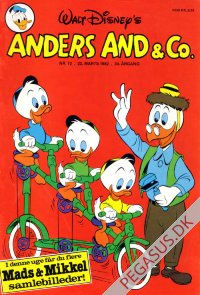Anders And & Co. 1982 12