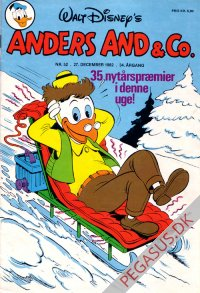 Anders And & Co. 1982 52