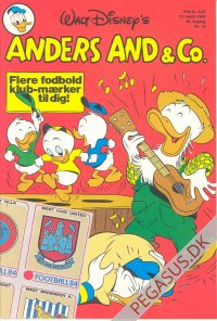 Anders And & Co. 1984 12