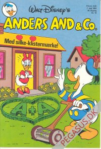Anders And & Co. 1984 19