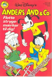 Anders And & Co. 1984 33