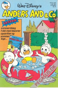 Anders And & Co. 1985 27