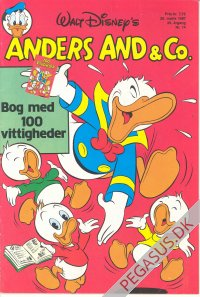 Anders And & Co. 1987 14