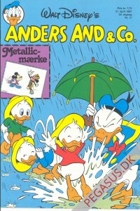 Anders And & Co. 1987 17