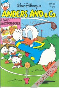 Anders And & Co. 1987 24