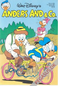Anders And & Co. 1987 34