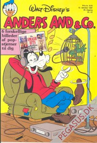 Anders And & Co. 1987 42