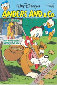 Anders And & Co. 1987 45