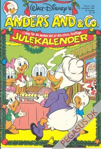 Anders And & Co. 1987 48