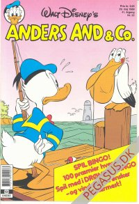 Anders And & Co. 1989 22