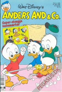 Anders And & Co. 1990 16