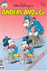 Anders And & Co. 1990 33