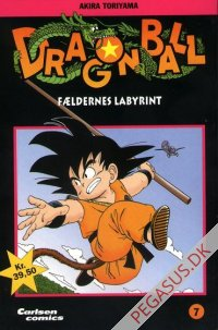Dragonball 7: Fældernes labyrint