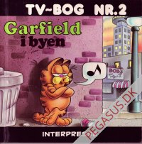 Garfield tv-bog 2: Garfield i byen
