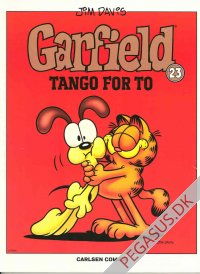 Garfield 23: Tango for to