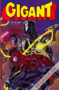 Gigant (1998-2002) 9: Spider-Man/Backlash . Batman/Spawn