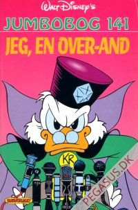 Jumbobog 141: Jeg en over-and