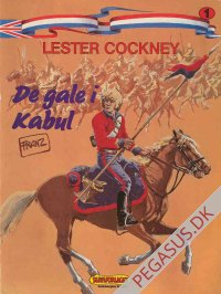 Lester Cockney 1: De gale i Kabul