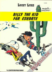 Lucky Luke 11: Billy the Kid får eskorte
