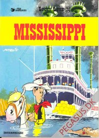Lucky Luke 36: Mississippi
