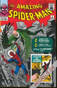 Marvels abonnements-blad 7: Amazing Spiderman nr. 2