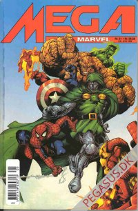 Mega Marvel 21: Fantastic Four