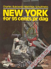 New York for 95 cents pr. dag