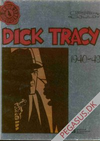 Seriebiblioteket 4: Dick Tracy 1940-43