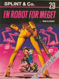 Splint & Co. (1974) 29: En robot for meget
