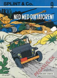 Splint & Co. (1974) 9: Ned med diktatoren