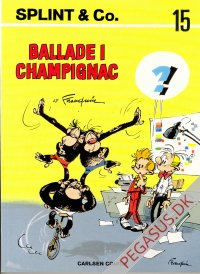 Splint & Co. (1974) 15: Ballade i Champignac