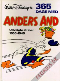 Den store ..: 365 dage med Anders And