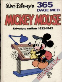 Den store ..: 365 dage med Mickey Mouse