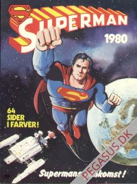 Superman specials: Superman årsalbum 1980