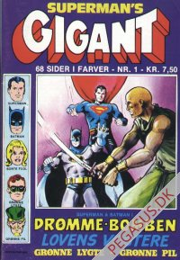 Superman's gigant 1