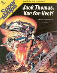 Supertempo 1982 4: Jack Thomas: Kør for livet!