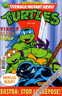 Teenage Mutant Hero Turtles 1991 12