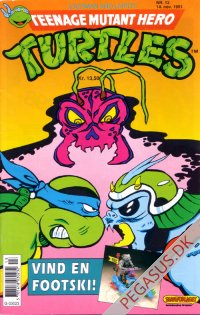 Teenage Mutant Hero Turtles 1991 13