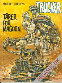 Trucker - Tårer for Magoon